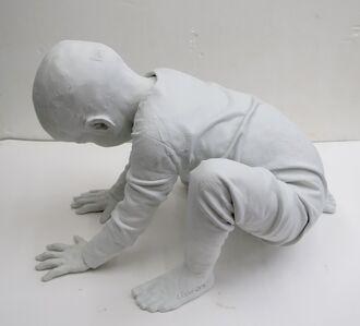 Jose Cobo, 'Crawling child', 2018