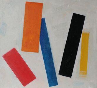 Enn Erisalu, 'Floating Forms 5', 1985