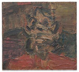 Frank Auerbach, 'Head of Jym III', 1981