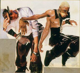Rodríguez Calero, 'Check the Motion', 2002