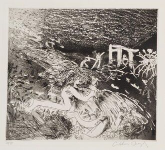 Arthur Boyd, 'Fire and Water'
