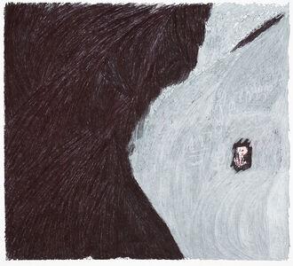 Ana Maria Vidalon, 'Untitled (Black/Silver)', 2014