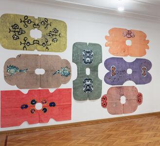 Lupo Borgonovo, 'Alix (7 elements)', 2017
