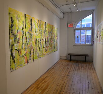 Carol Massa, 'Homage to Frank Stella 1', 2016
