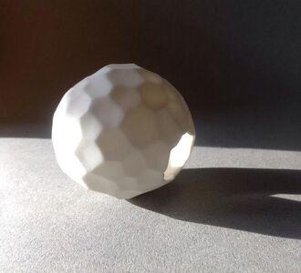Sandra Byers, 'Faceted Sphere  ', 2019
