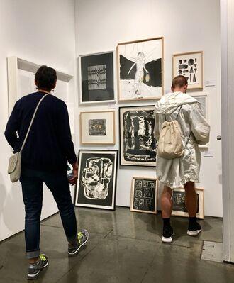 Tamarind Institute at Seattle Art Fair 2017, installation view