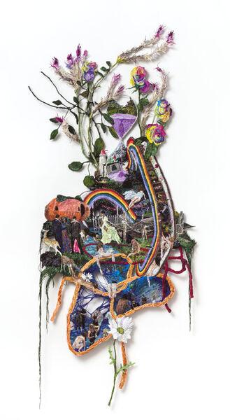 Sophia Narrett, 'Flutter', 2019