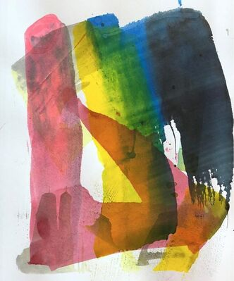 Bernard Tiernan: New Ink, installation view