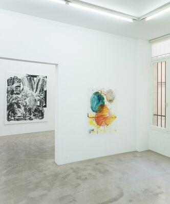 Rue Charlot, installation view