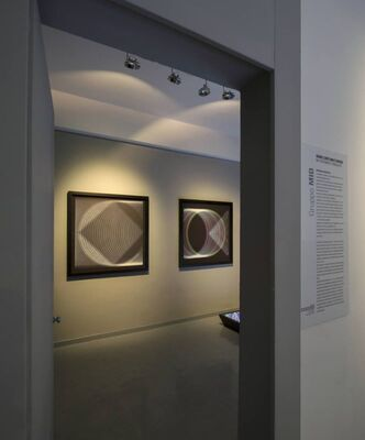 Gruppo MID 1965/2015. Antonio Barrese Alberto Marangoni, installation view