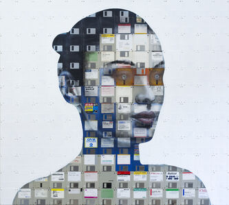 Nick Gentry, 'Digital Montage Number 16', 2019