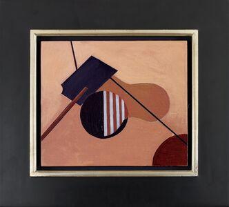 Albert Eugene Gallatin, 'Composition', 1939