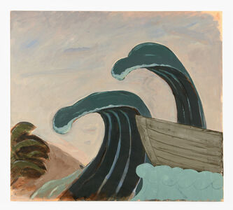 Enrico Riley, 'Untitled; New Beginnings, Coming Ashore', 2019