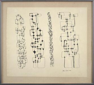 Ibram Lassaw, 'Untitled', 1967