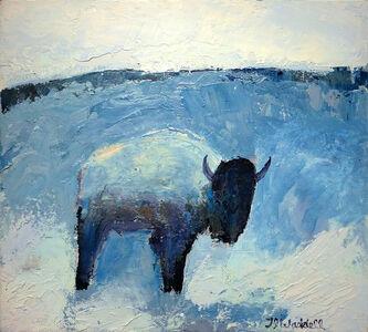 Theodore Waddell, 'Blue Bull'