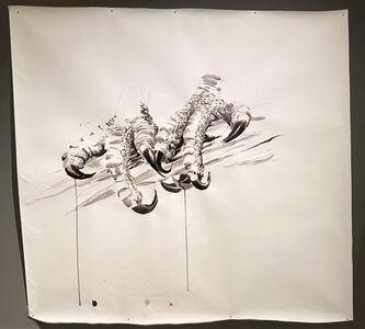 Scott Fife, 'BALD EAGLE TALONS', 2020