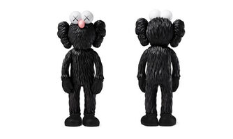 KAWS, 'KAWS BFF Black Edition', 2017