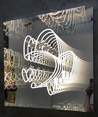 Pure Evil at SCOPE Miami Beach 2019, installation view