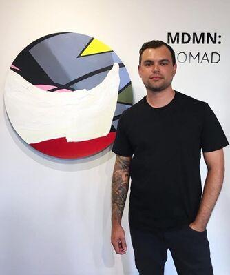 MDMN: NOMAD, installation view
