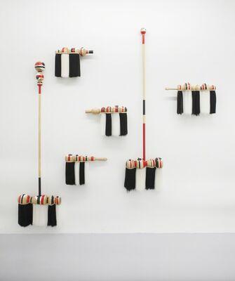 Henrik Vibskov 'Vibskovski;72' III, installation view