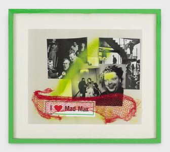Martin Kippenberger, 'I Love Mad Max', 1985