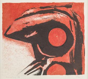 Bernard Meadows, 'Cockerel', 1956