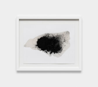 Frida Baranek, 'fiberglass tape and resin on handmade paper', 2018