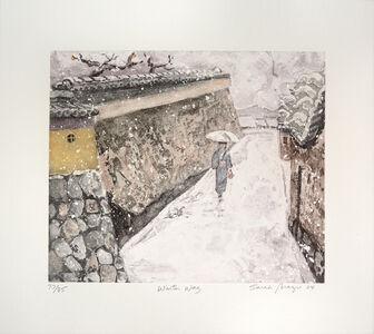 Sarah Brayer, 'Winter Way', 2004