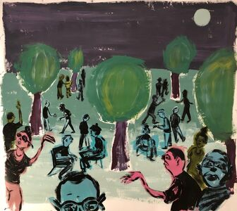 Russ Pope, 'The Park', 2020