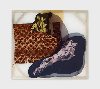 Lauren Luloff, 'Seashell + Seaweed', 2016