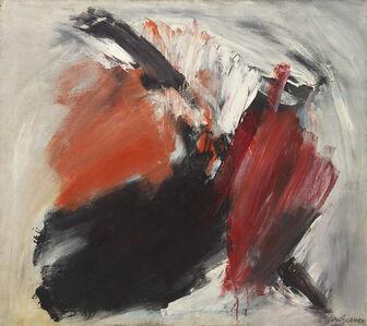 José Guerrero (b. 1914), 'Composición', 1959