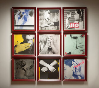 Barbara Kruger, 'Untitled (We Will No Longer Be Seen and Not Heard)', 1985