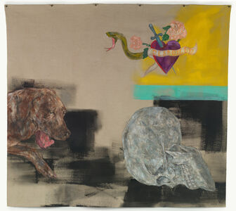 Leon Golub, 'All Bets are Off', 1994