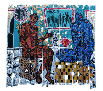 Gerald Chukwuma, 'AFTER', 2020