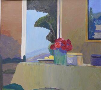 Roger Muhl, 'Table aux citrons', 2000