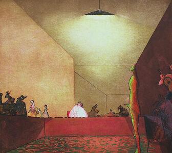 Constant, 'L'ultima cena', 1980
