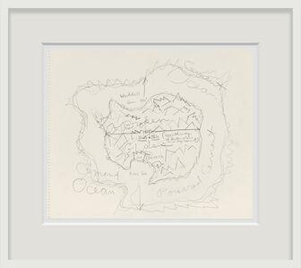 Robert Smithson, 'Cement Ocean', n.d.