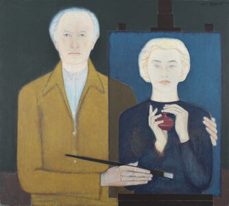 Will Barnet, 'The Purple Bottle', 1989-1999
