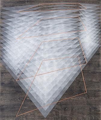 Dillon Gallery at Art Miami 2016, installation view