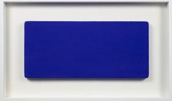 Yves Klein, 'Untitled Blue Monochrome (IKB 231)', 1959