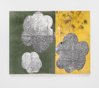 Nate Lowman, 'Franklin Street Interior #2', 2015