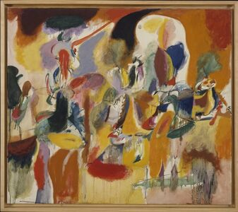 Arshile Gorky, 'Water of the Flowery Mill', 1944