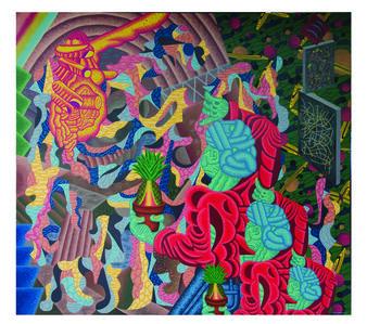 Louie Cordero, 'Gamera', 2014