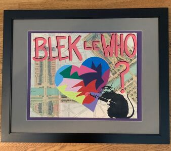 Spencer Mar Guilburt, 'Blek Le Who?', Unknown