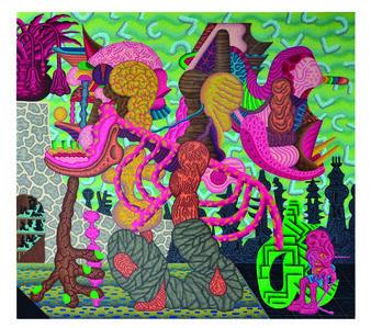 Louie Cordero, 'Kashmir', 2014
