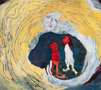 Portia Zvavahera, 'My Spirit with You', 2017
