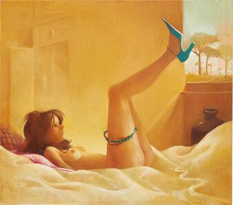 Lisa Yuskavage, 'Bridesmaid', 2004