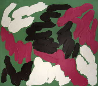 Pierre Dunoyer, 'Green', 1982