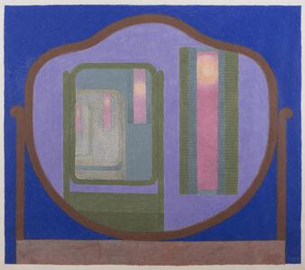 Margo Hoff, 'Mirrored Sun', ca. 1965