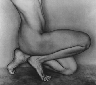 Edward Weston, 'Nude ~ 62N (Dancer's Legs)', 1927